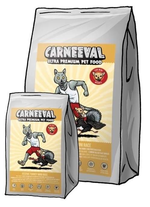 Zobrazit detail výrobku Carneeval Festive Turkey 18kg
