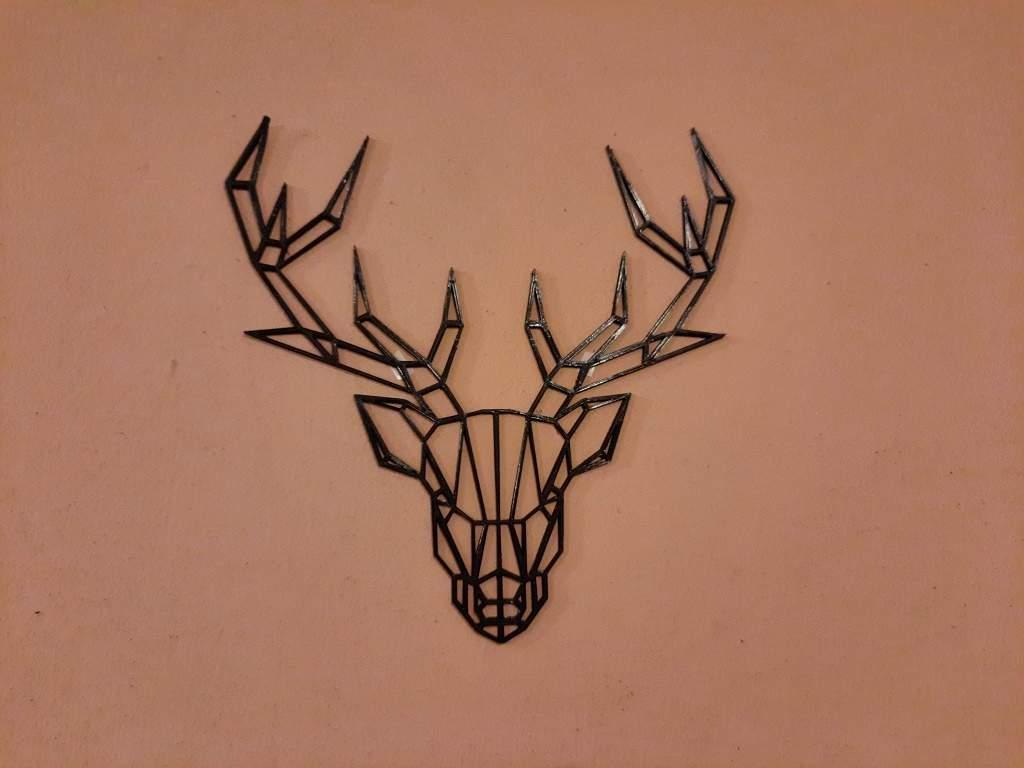 Zobrazit detail výrobku Obraz (dekorace) na zeď - JELEN