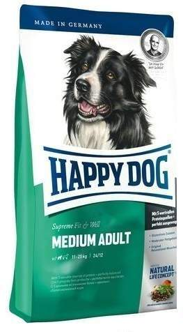Happy Dog Adult Medium 12,5kg