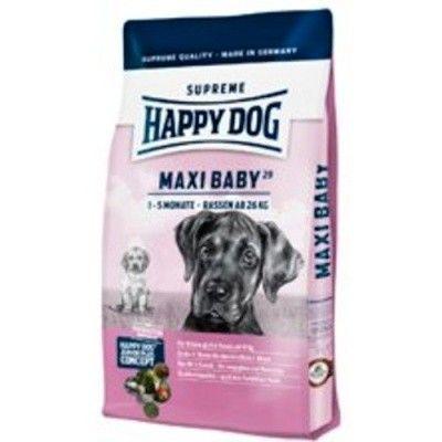 Happy Dog SUPREME Maxi Baby 15kg + Doprava Zdarma