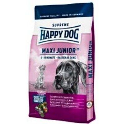 Happy Dog SUPREME Maxi Junior 15kg + Doprava Zdarma