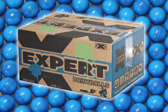 Zobrazit detail výrobku Paintballové kuličky WINTER  2000ks
