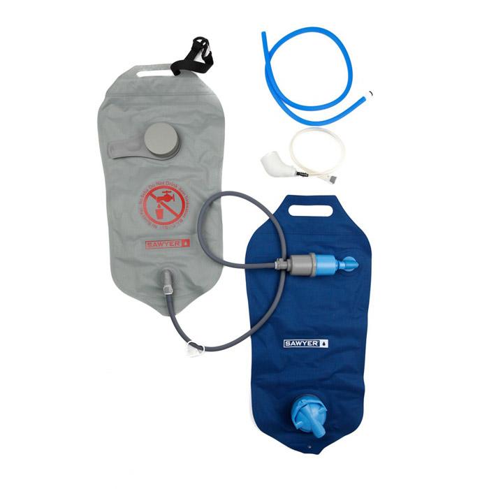 Vodní gravitační filtr SAWYER Complete 4 Litre Water Filtration System + dárek